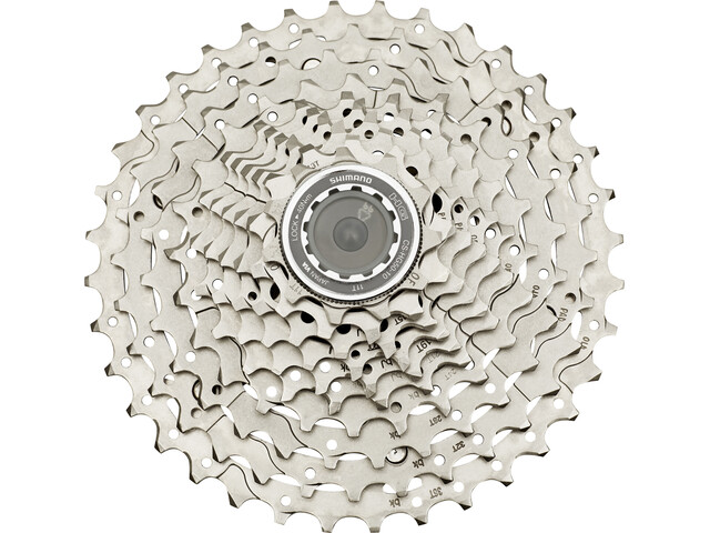 Shimano Deore CS-HG50 Cassette 10-speed silver
